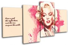 Marilyn Monroe Iconic Celebrities - 13-6020(00B)-MP04-LO